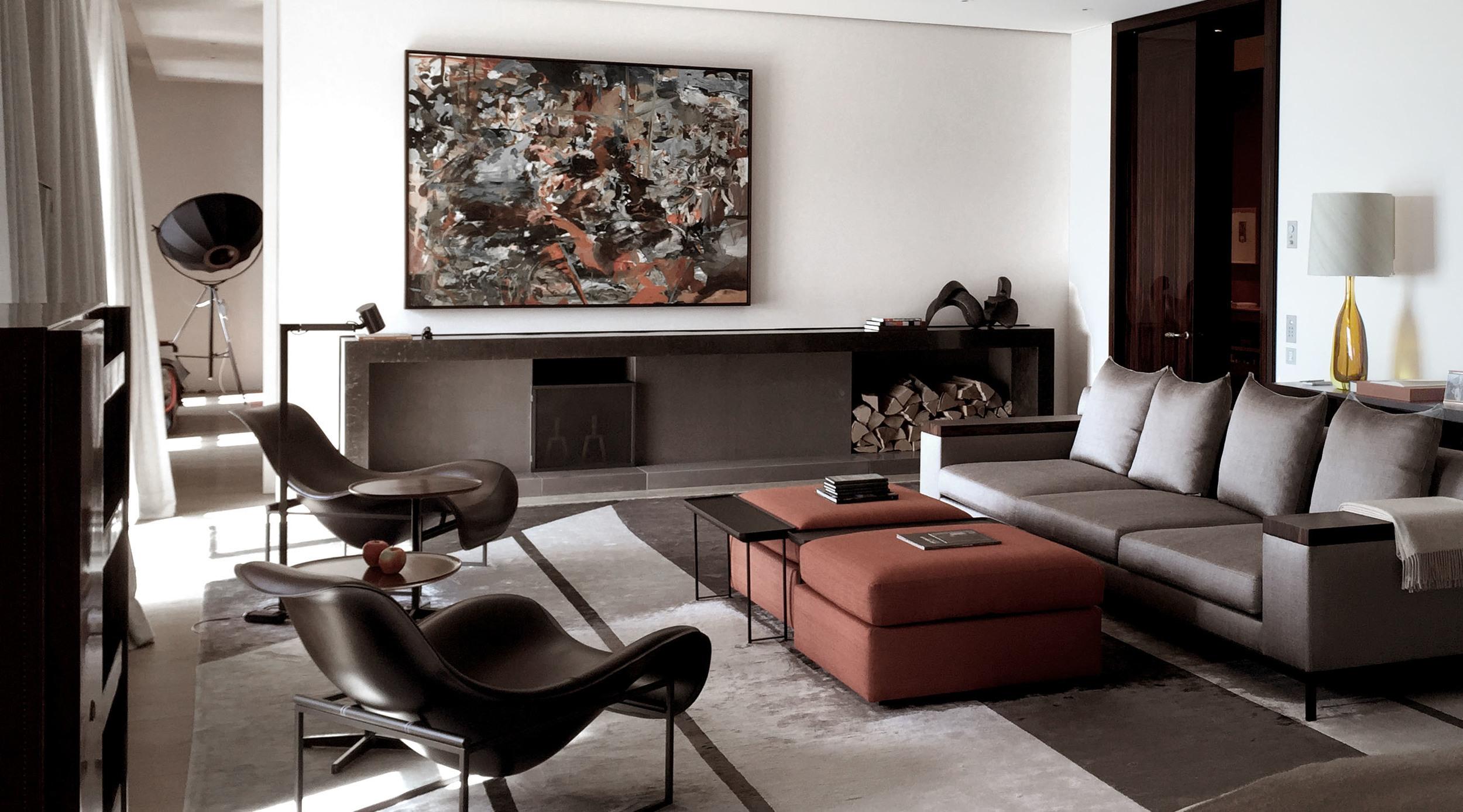 Geneva - Living Room