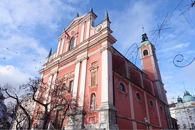 We loved walking around downtown Ljubljana, especially since so much of it is pedestrianized, and has been for the past decade. Residents were hesitant at first, so a system of (free!) golf cart taxis was created to give rides to anyone who wanted one throughout the pedestrian zone, and it continues to this day. Check it out if you're in the city!