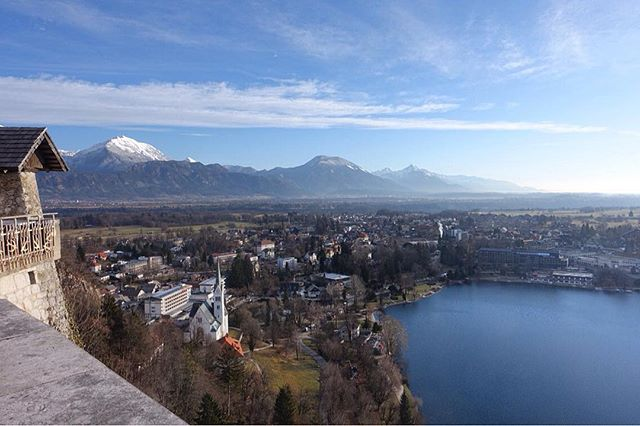 Lake Bled may be famous for its tiny, picturesque island in the middle of it, but there's so much more to the area, like the surrounding Julian Alps, Bled Castle, and the tree-lined walking path around the lake. 🏔🏰🌲
