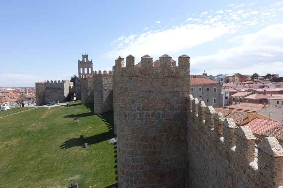 avila spain medieval city walls 9.jpg