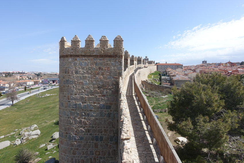 avila spain medieval city walls 11.jpg