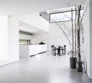 Designbetong är en miljövänlig, cementbaserad beläggning som läggs på ytor där man önskar en betong-look.