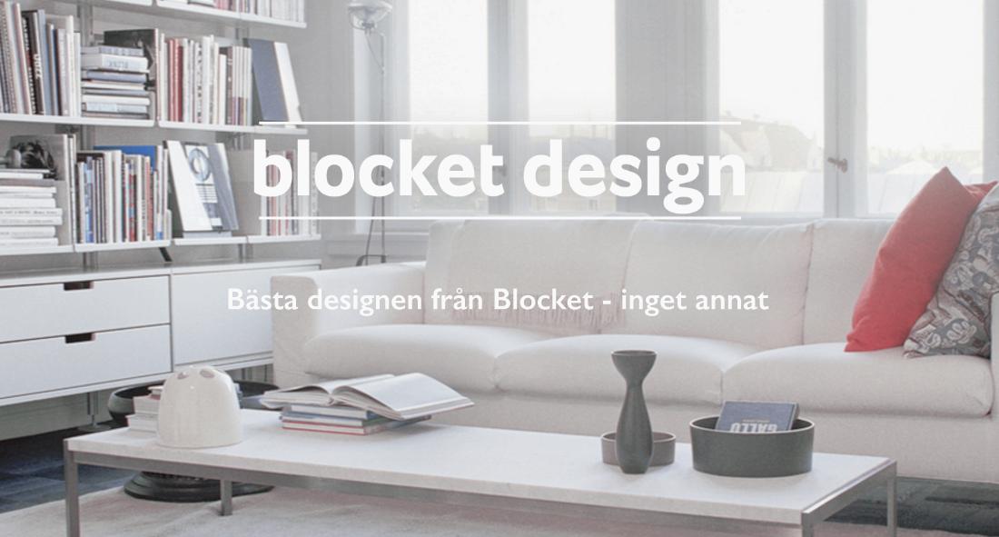 Blocket Design