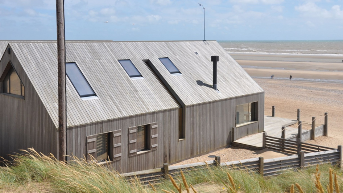 CAMBER SANDS STRANDHUS, EAST SUSSEX