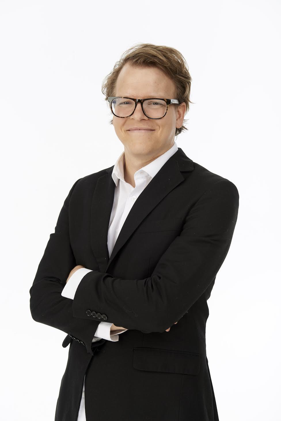 Konferansier  Rasmus Wold
