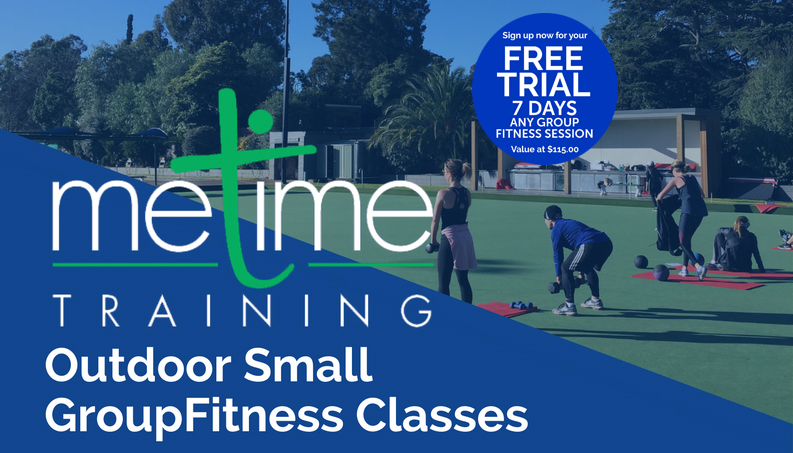 Me Time Training - GROUP FITNESS