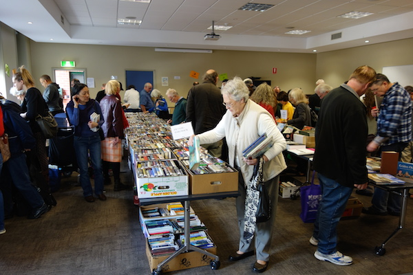 Kew Historical Society Book Sale  - Thousands of titles with a wide selection of non-fiction, including travel guides, biographies, self-help manuals, craft, gardening, history and psychology books, as well as adult and teenage fiction.