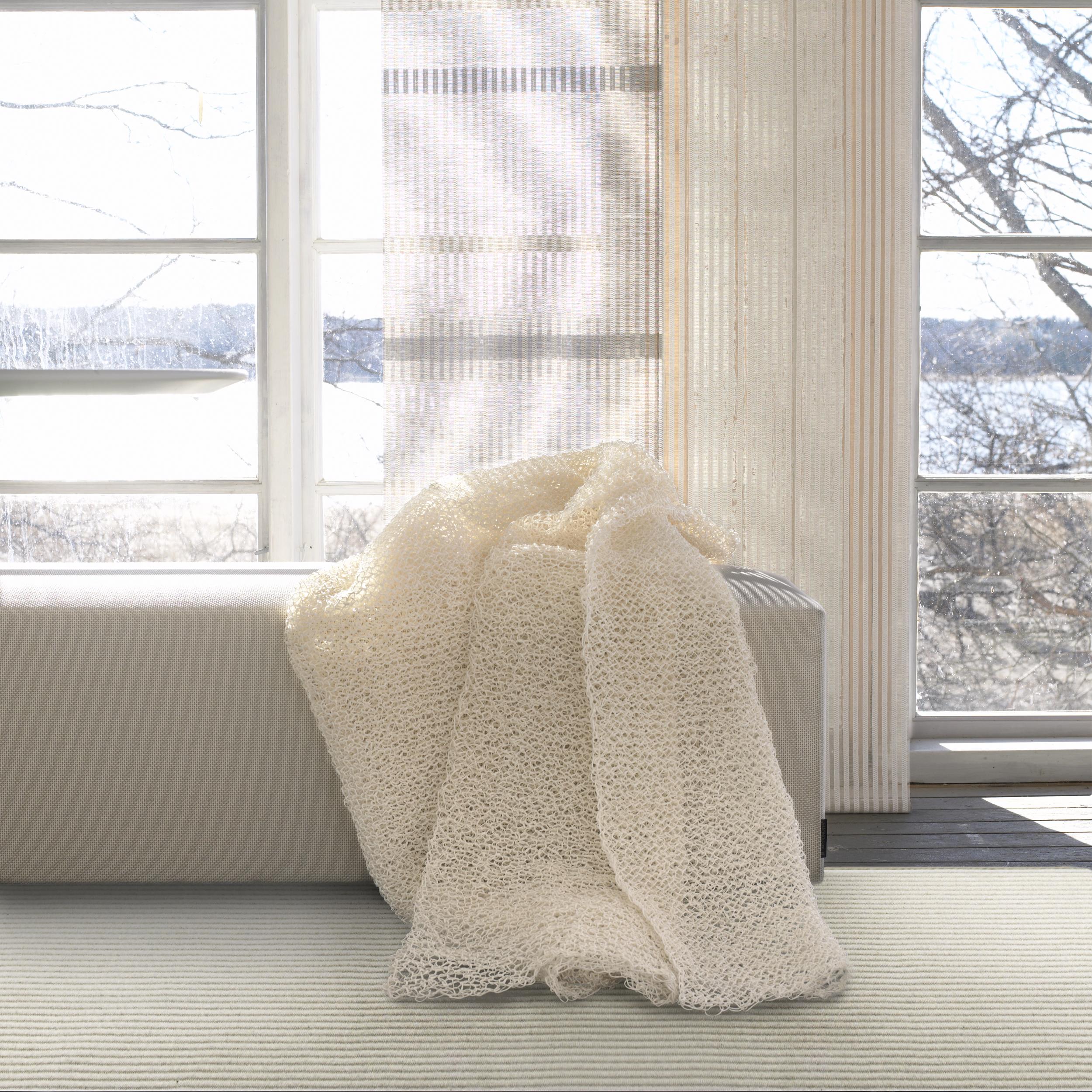 21211 OPEN SKY white fabric, panels