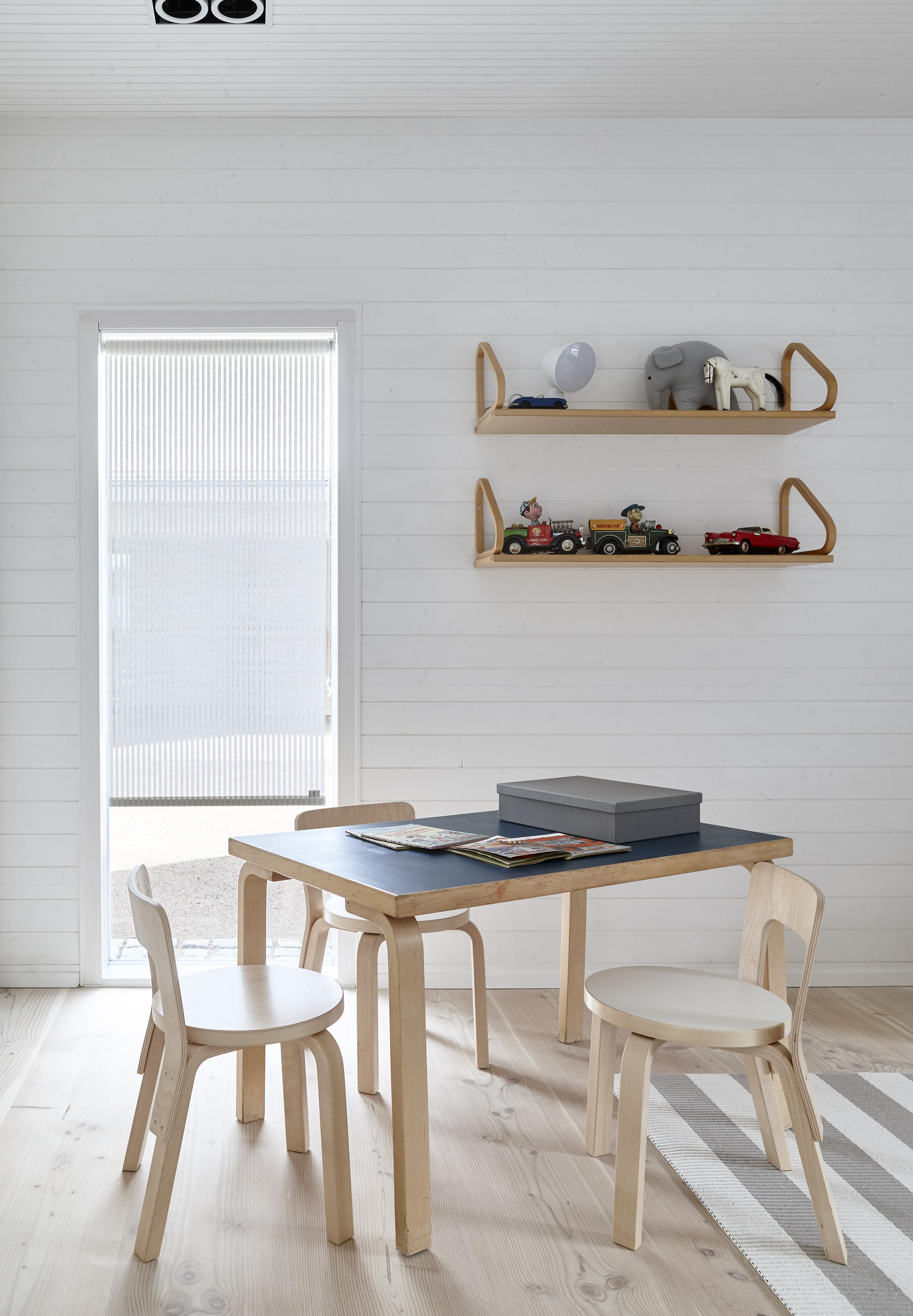 1421501  Big Stripe  stone-white paper yarn carpet,  Vista  21311 white roller blind