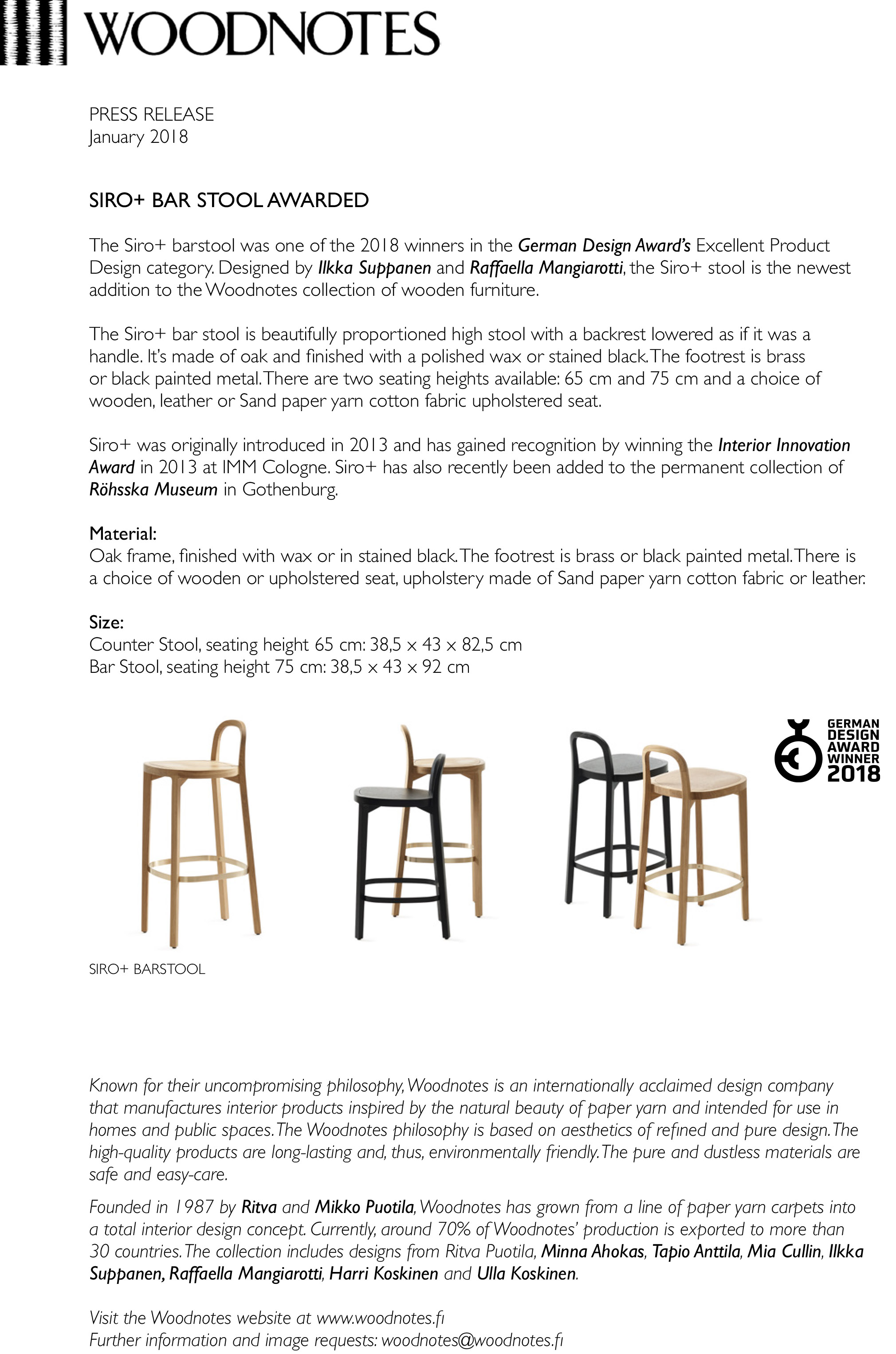 Woodnotes press release _German Design Award 2018.jpg