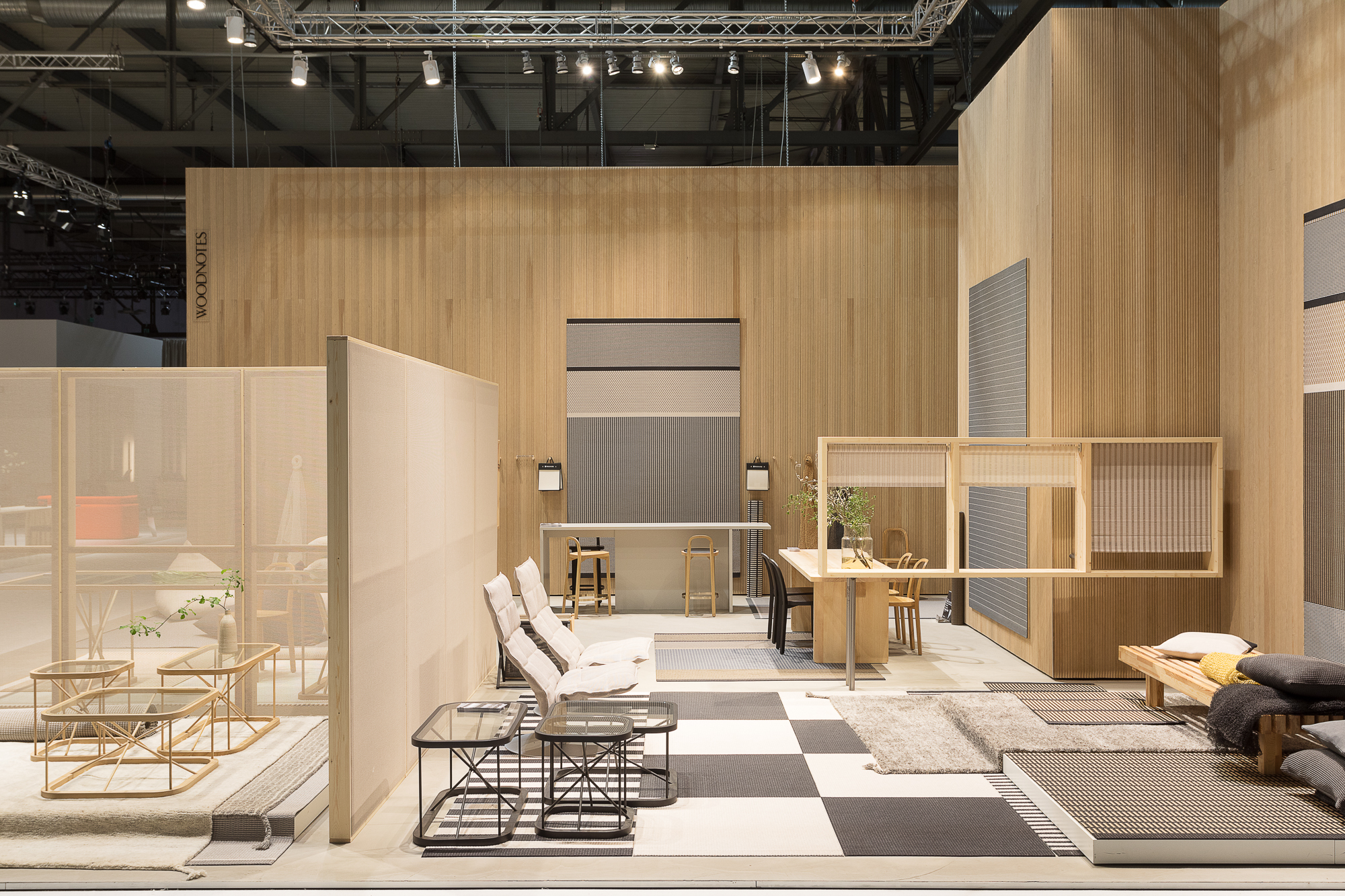 Woodnotes at Milan S.Project 2019_stand view_1