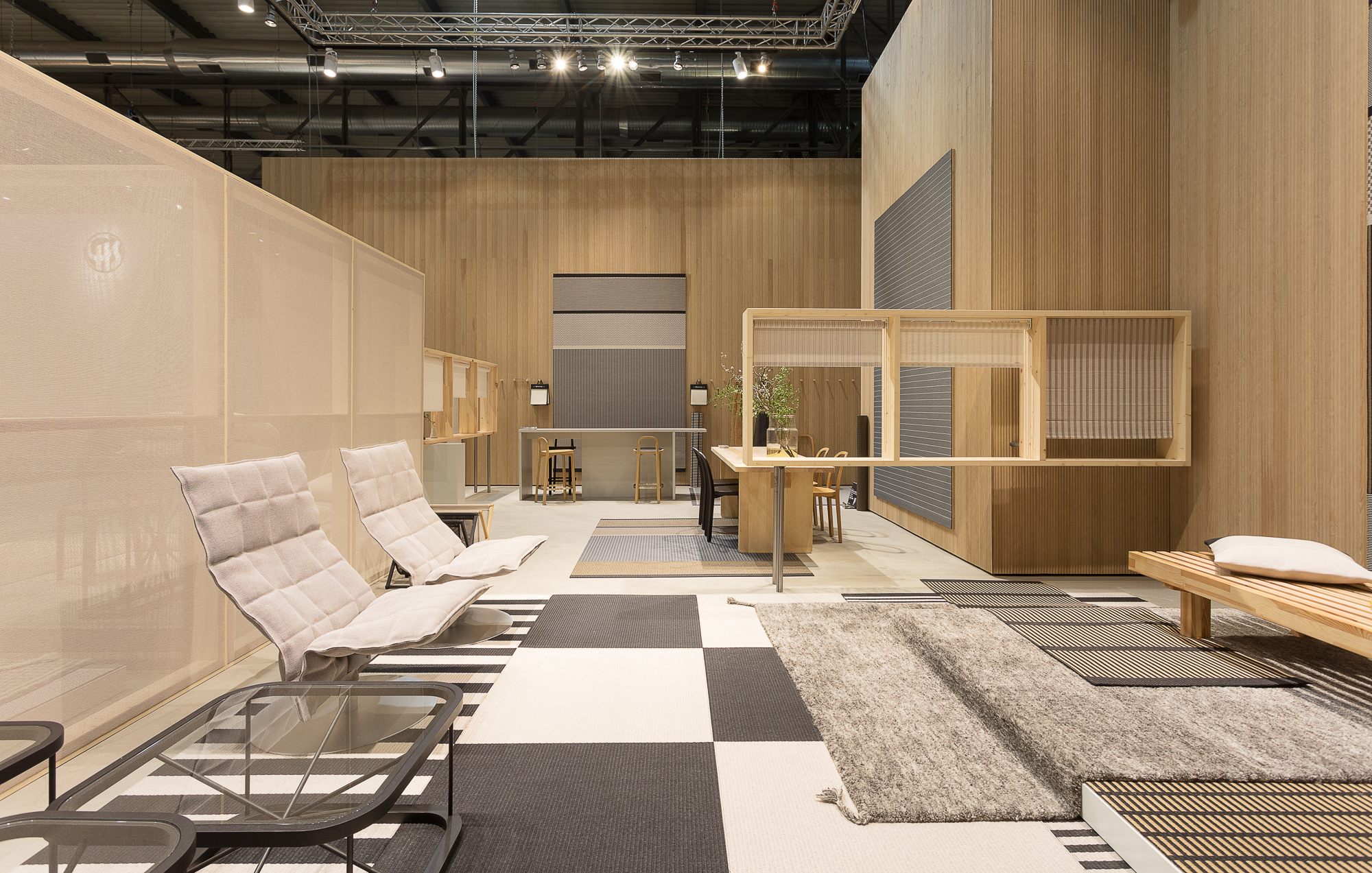 Woodnotes at Milan S.Project 2019_stand view_2