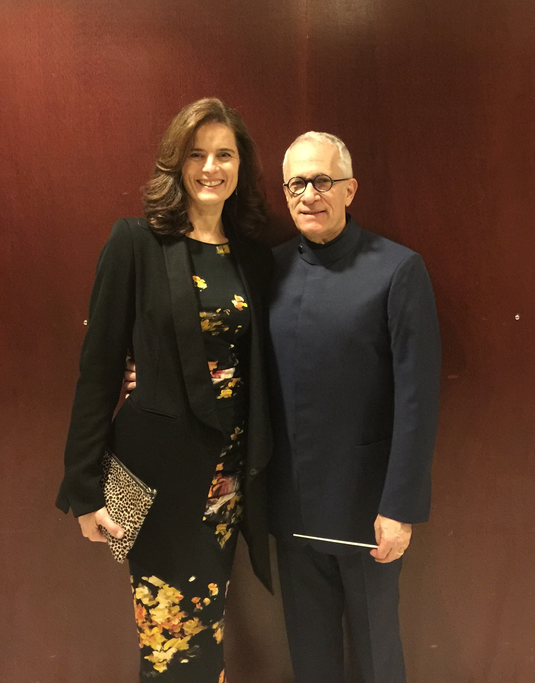 James Newton Howard and Annica in Bilbao.jpg