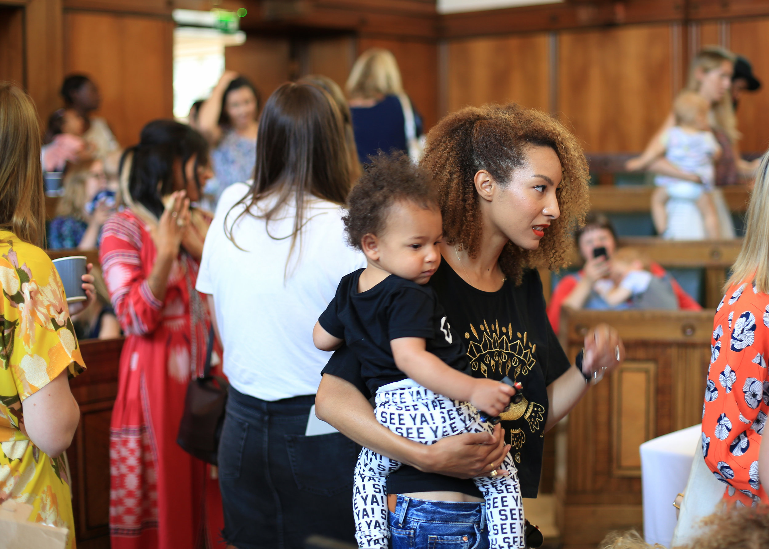 MothersMeetings Grenfell Tower DianaVonR