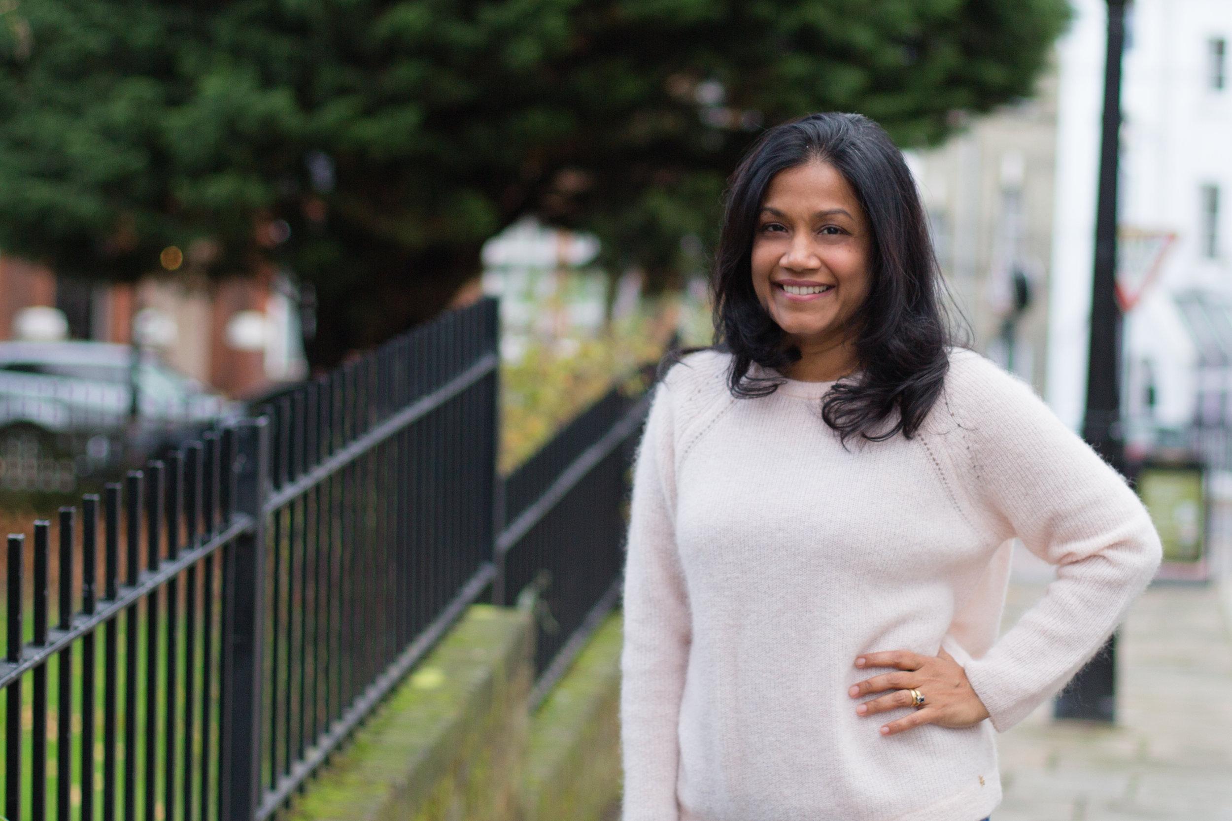 Rajni - - Diana von R social photographer Hampstead London NW3