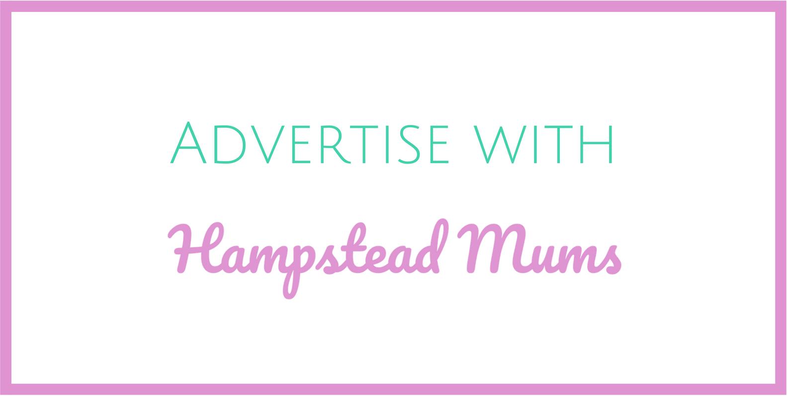 advertise with hampstead mums - Diana von r