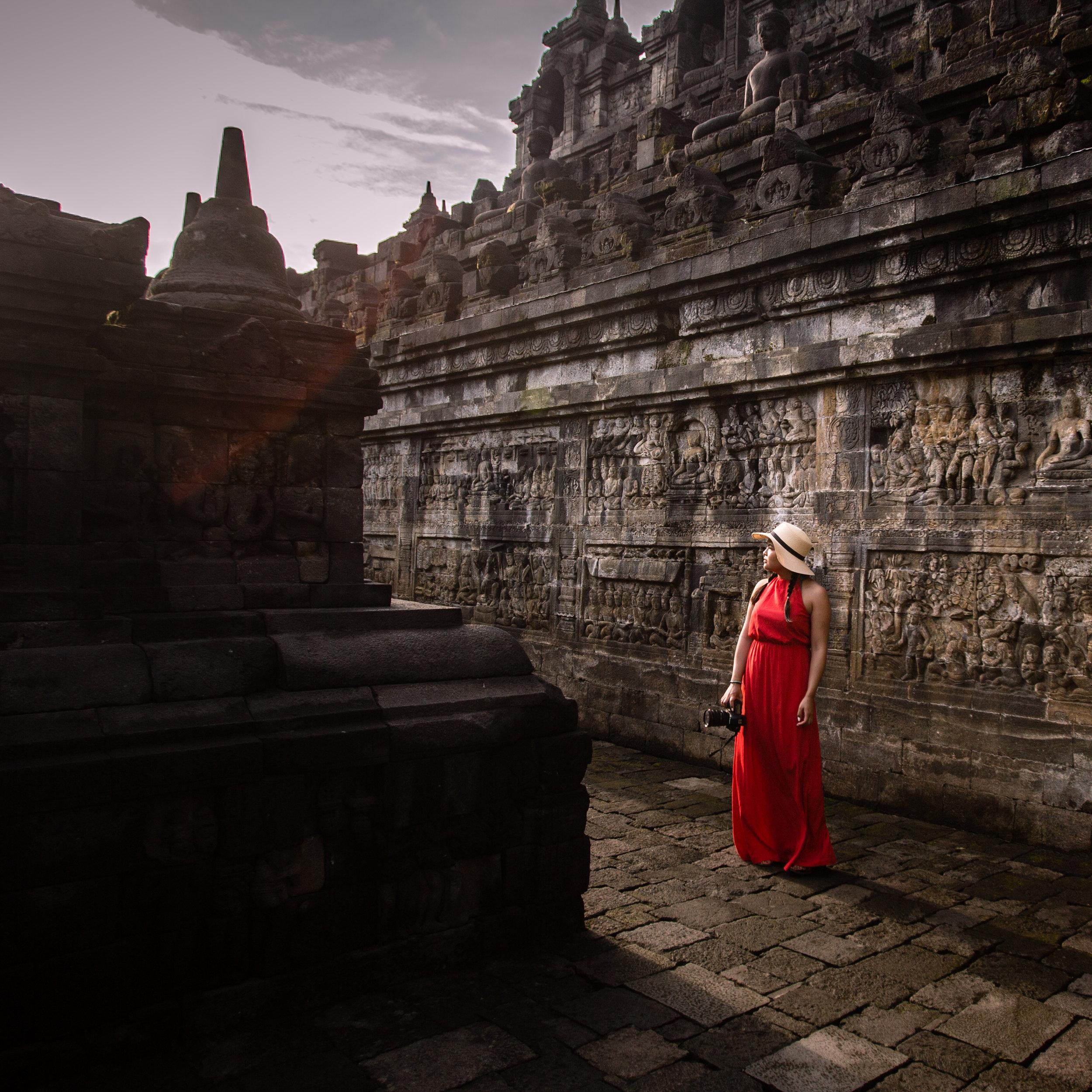 Yogyakarta. Travel Diana Von R London Photographer NW3
