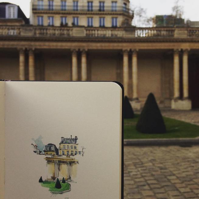 Hotel de Soubise, Paris