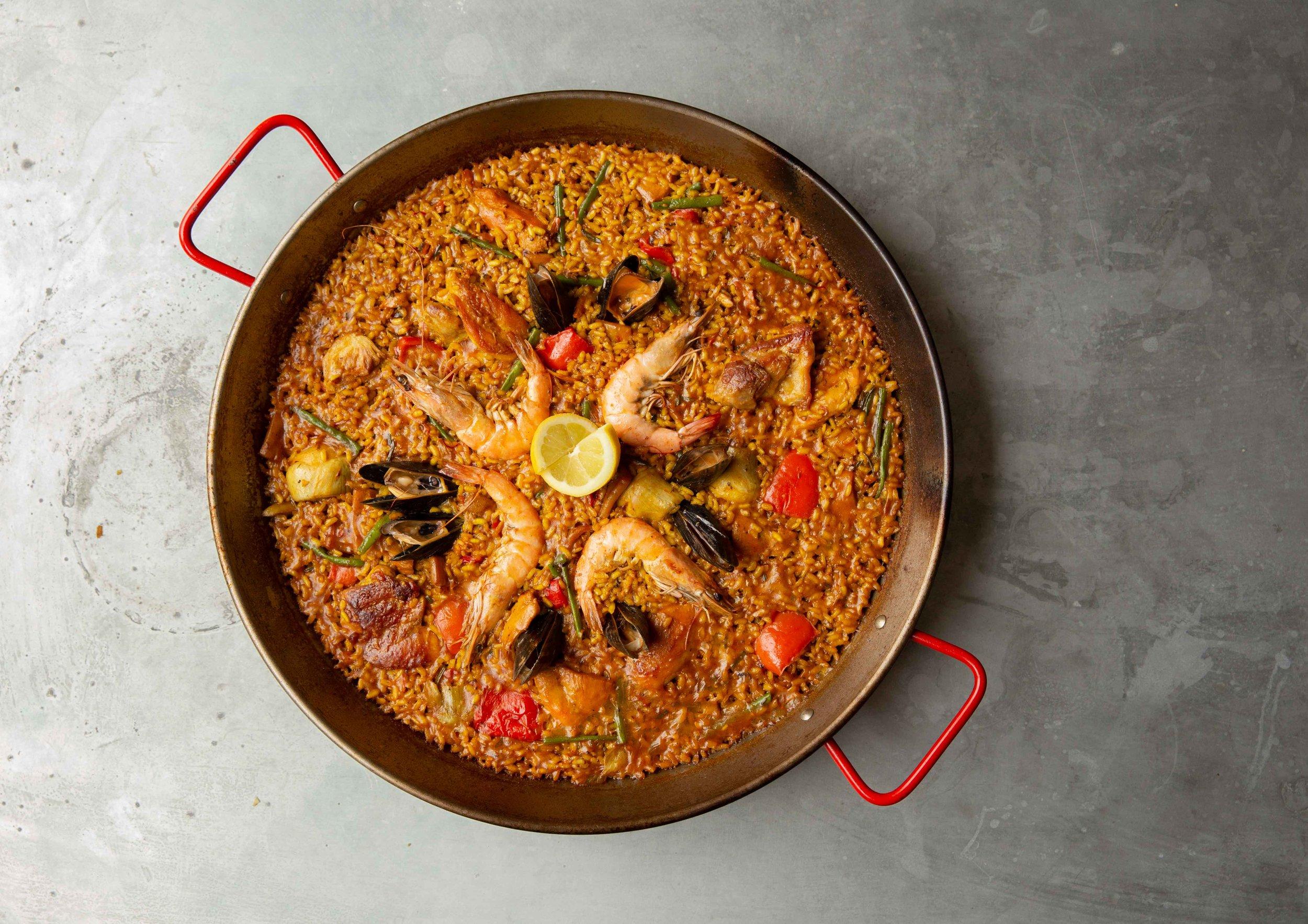 Paella Mixta (gf)