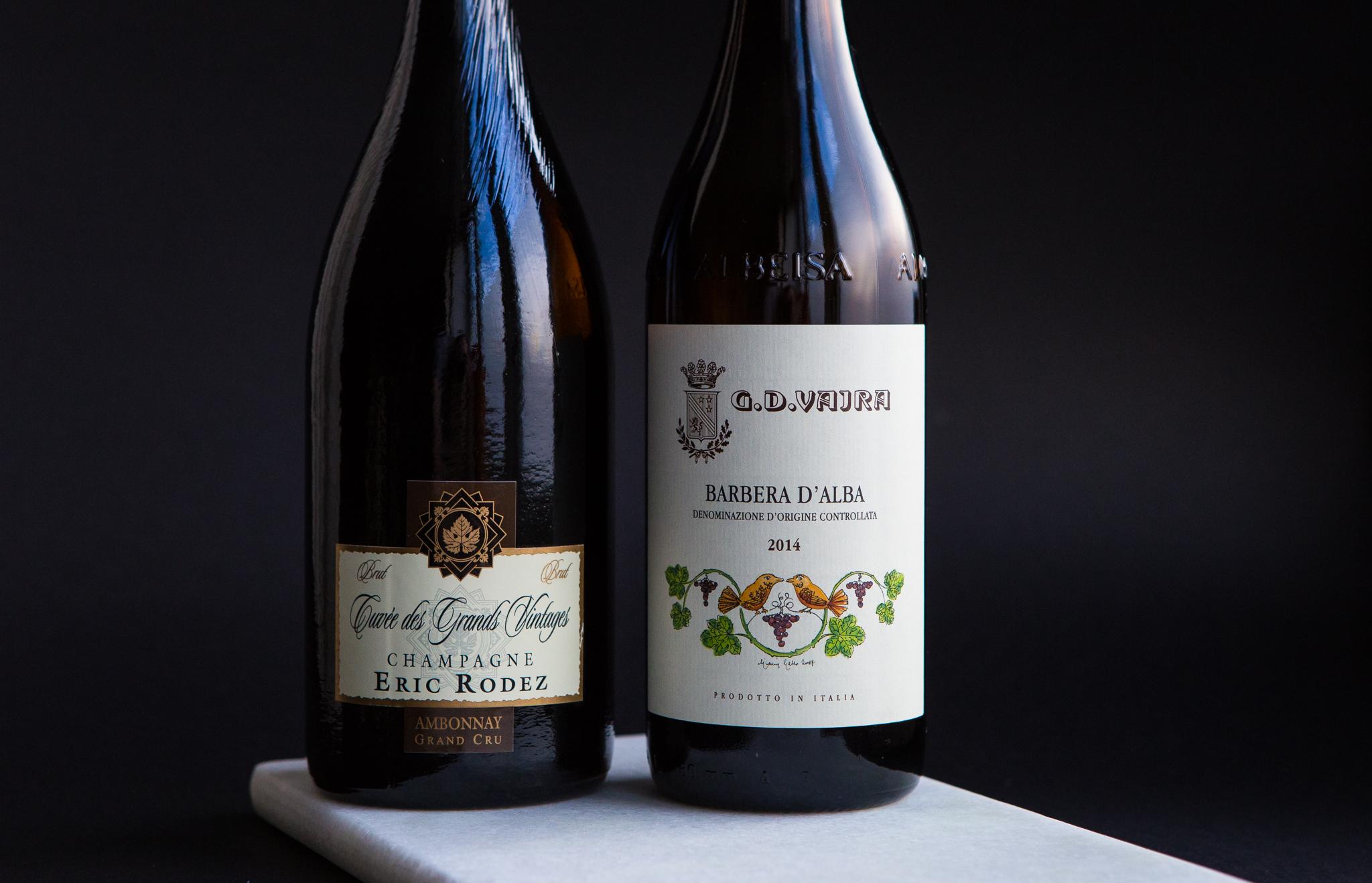 Disse to vinene gjør susen til pinnekjøttet.