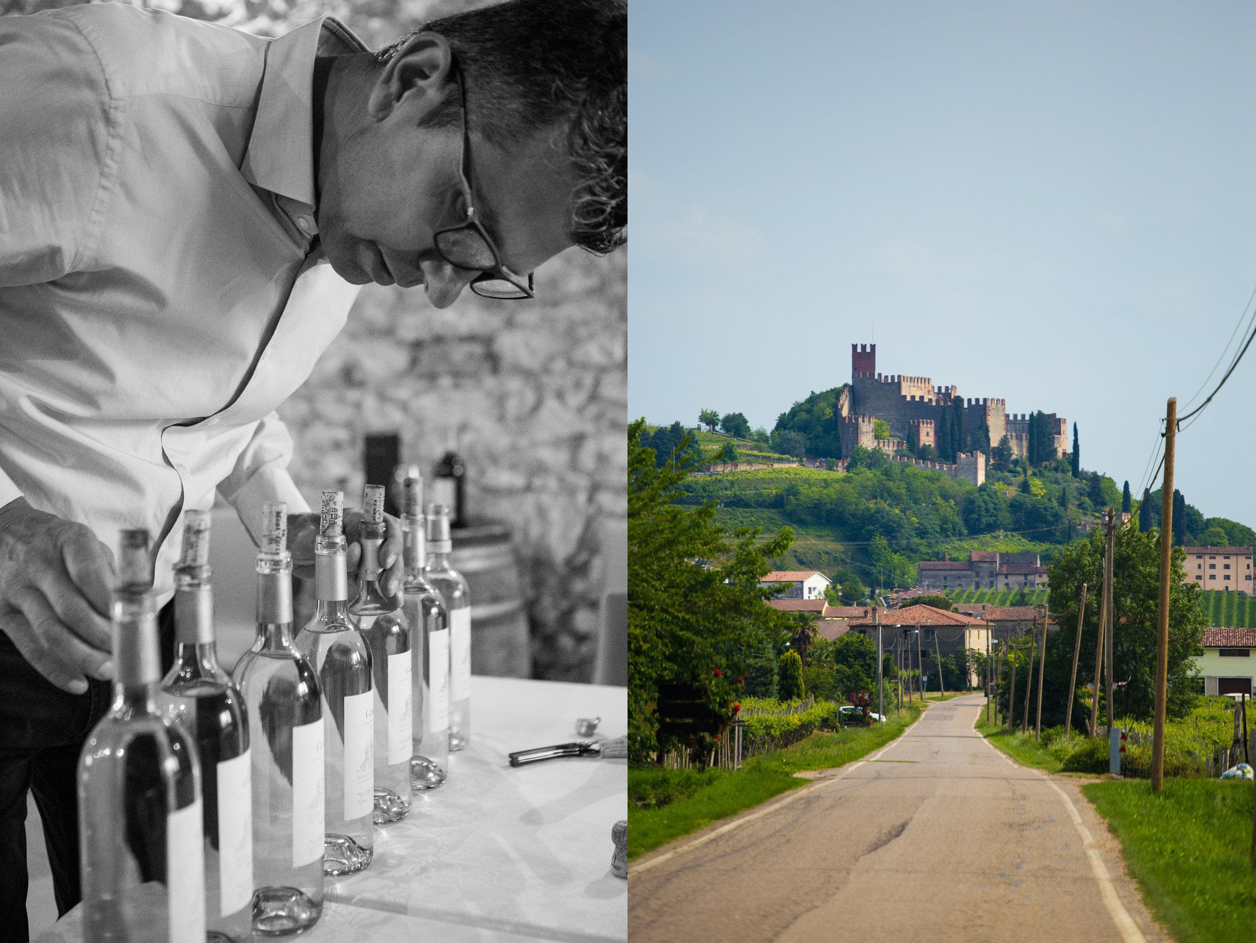 Claudio Gini serverte en flott rekke viner tilbake til 1989.
