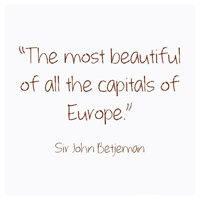 💯 % agree  #betjeman #quoteoftheday