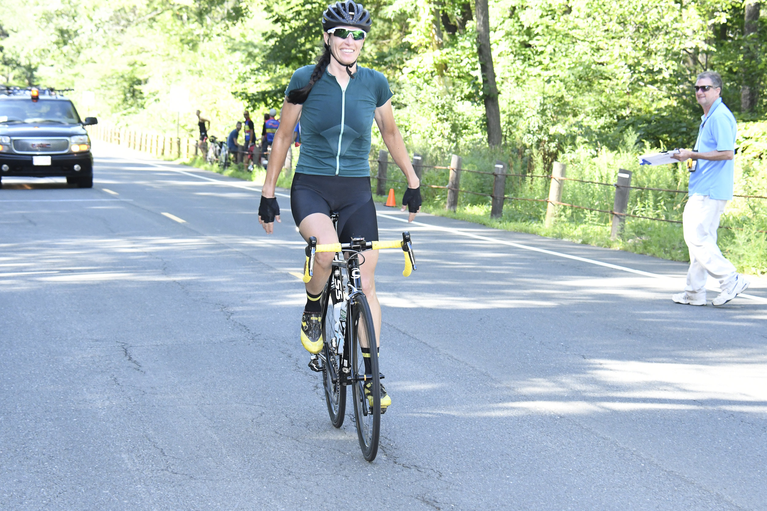The post-post-up shot! Thanks to  BaseTwelve Photo  for capturing my Connecticut State Championship win at the  Aetna Tokeneke Classic Road Race  last weekend. While not the most flattering photo, this image captures a lot of meaning.