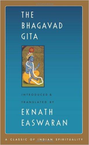 Click here to buy  The Bhagavad Gita by Eknath Easwaran