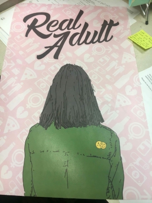 Real Adult Promo Poster