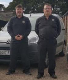Andrew & Alan Sharpe