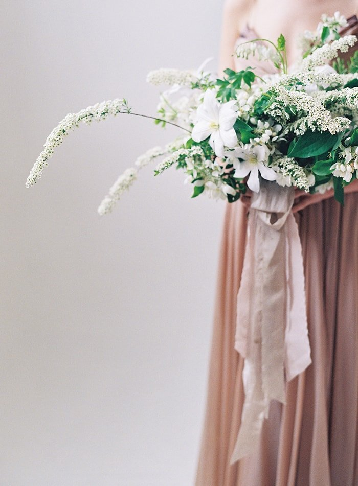 Silk and Willow ribbons. Photo:  D'Arcy Benicosa
