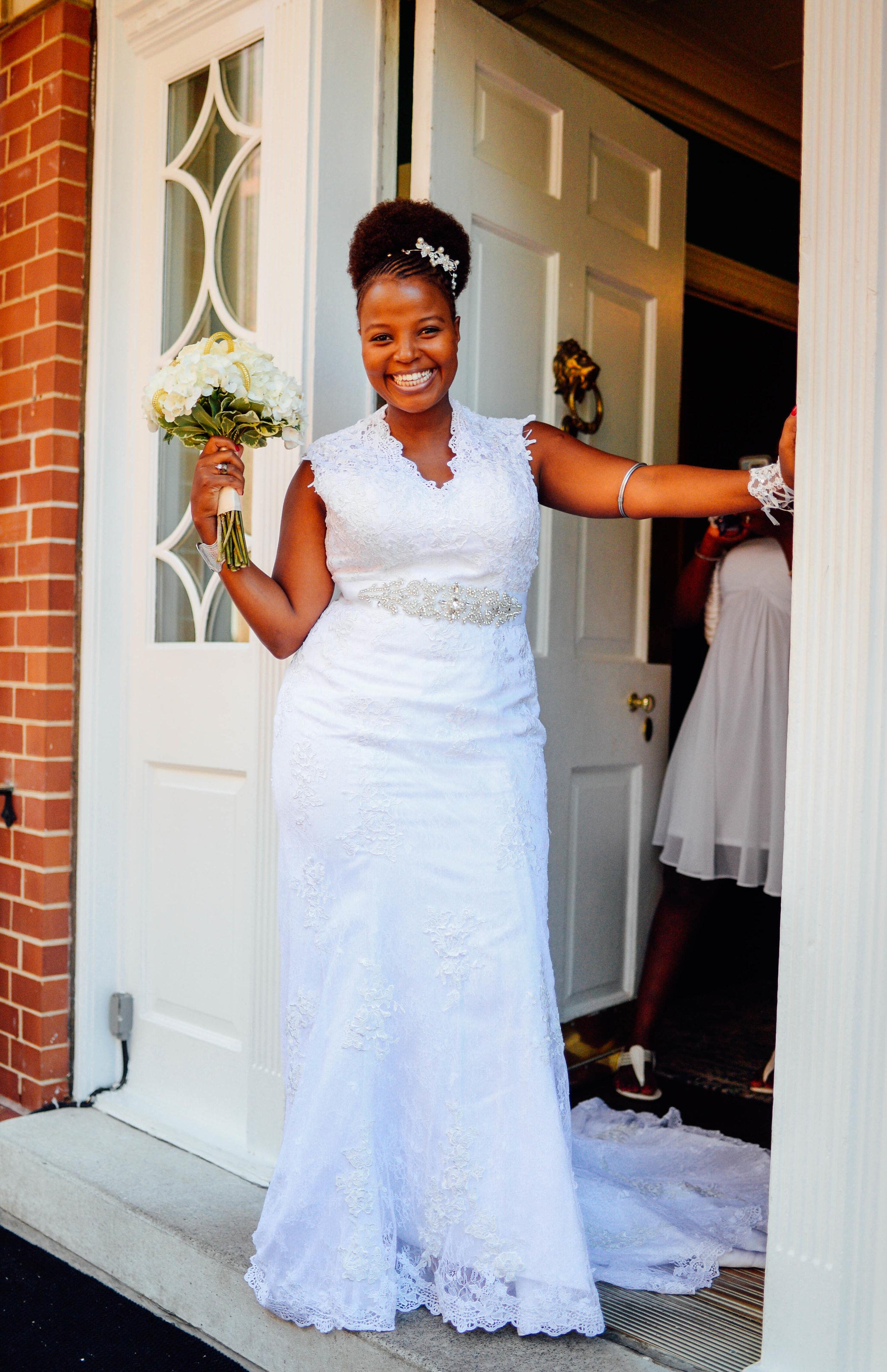 Photography:    Laurentina Photography   , seen in    Edith + Bomani | Kenyan Catholic Wedding