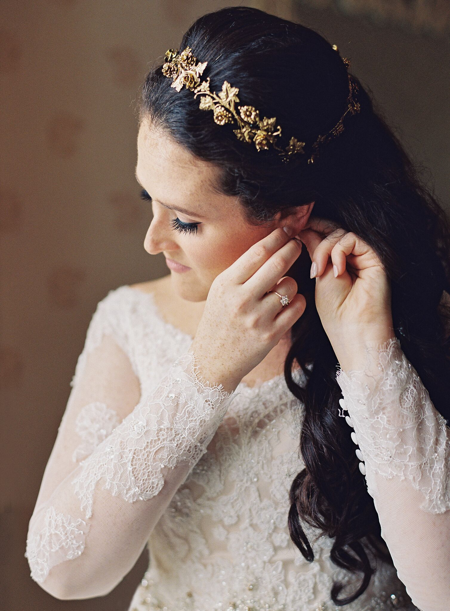 Photography:  Laura Gordon Photography , seen in  Elizabeth + Matthew | Ethereal Irish Castle Wedding