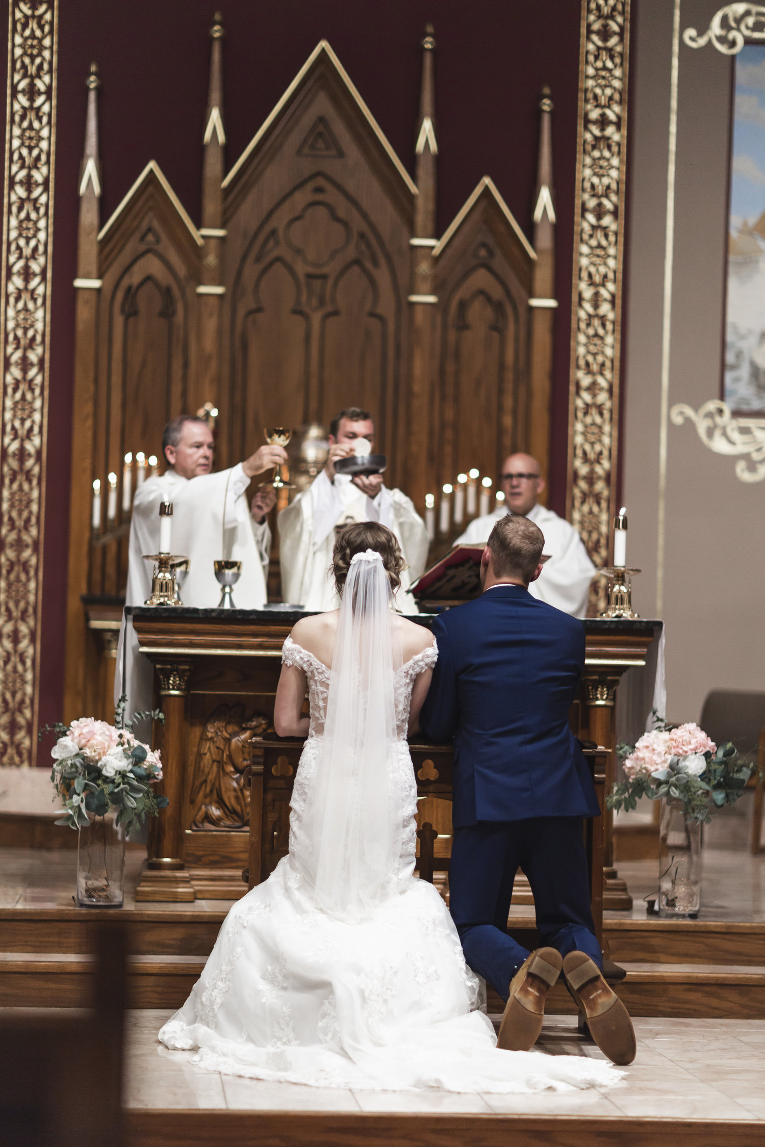 Answering Common Questions from Non-Catholic Wedding Guests