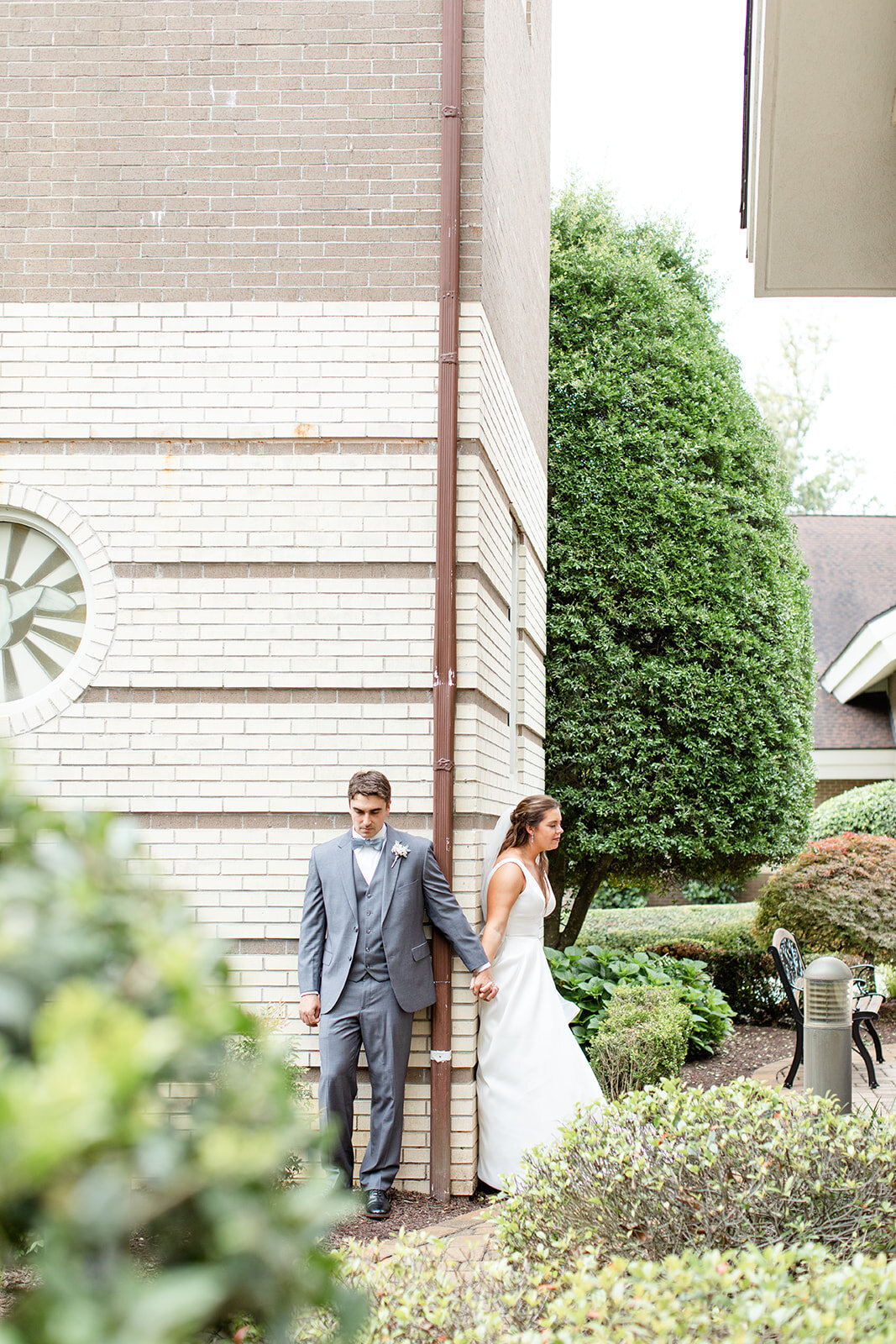 摄影:艾米和乔弗里的婚礼