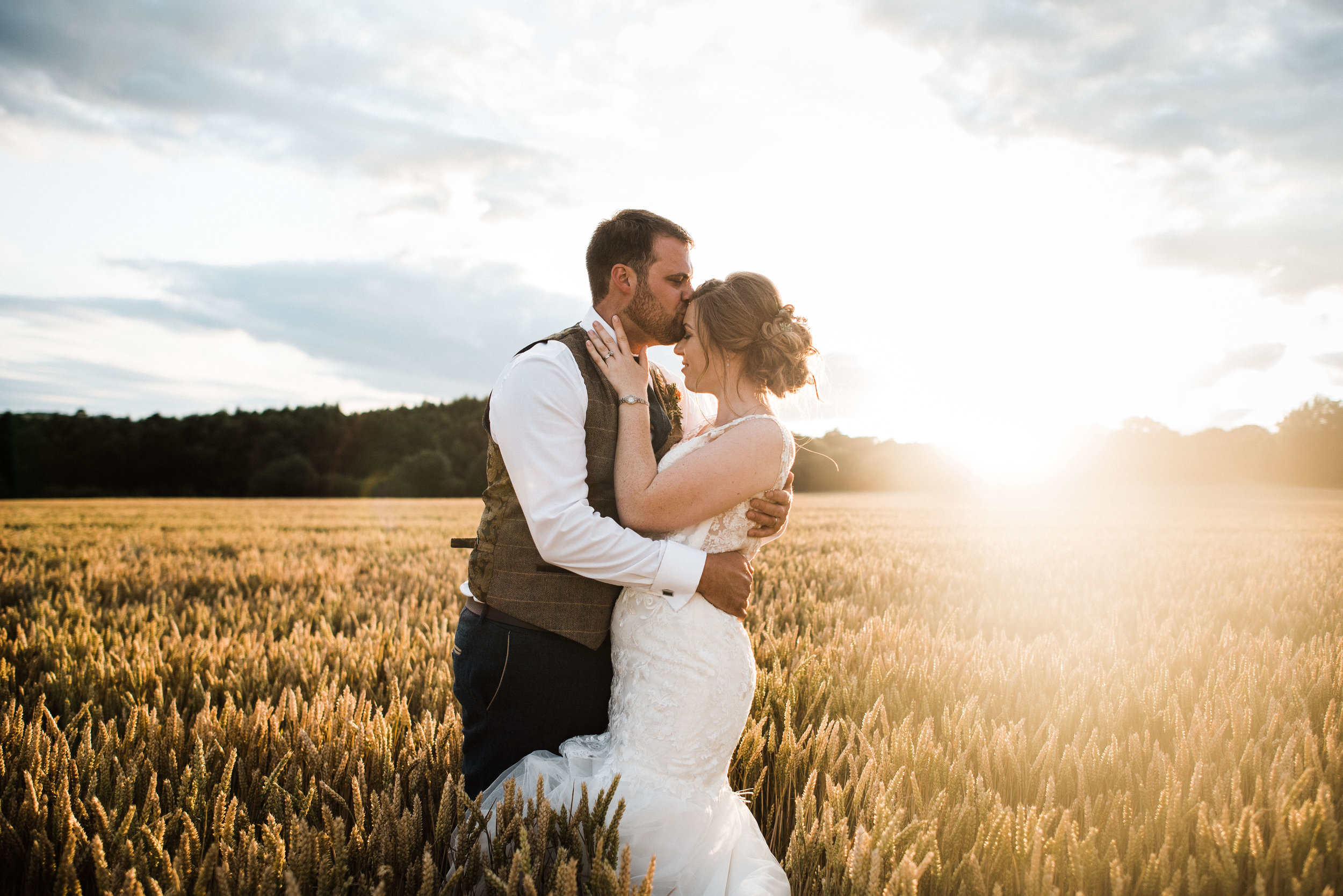 natural, relaxed and fun - we're really easy-going and aim to have a laugh with you on your wedding day, keeping you at ease and making beautiful natural photos that truly reflect your day