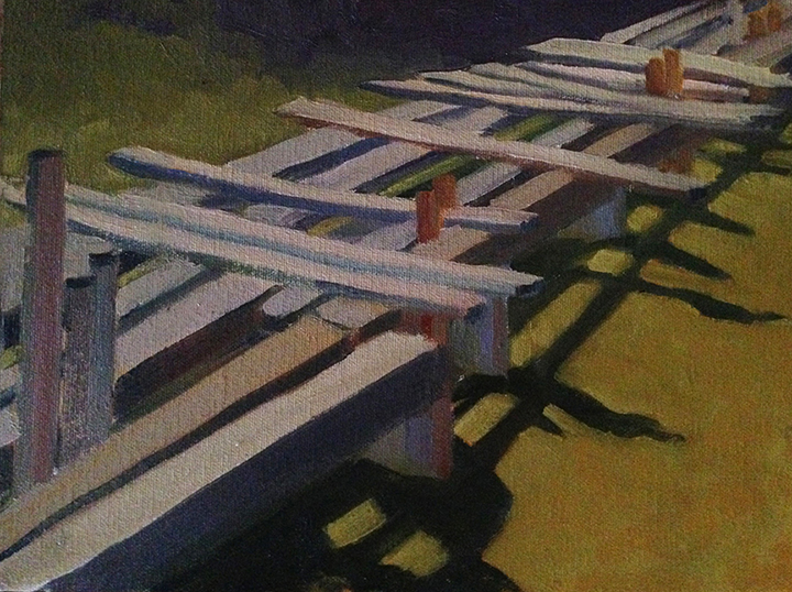 Irrigation Bridge Study #1