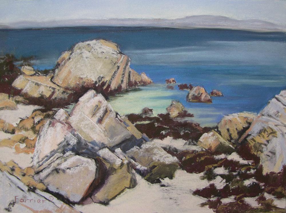 Monterey Coastline Study