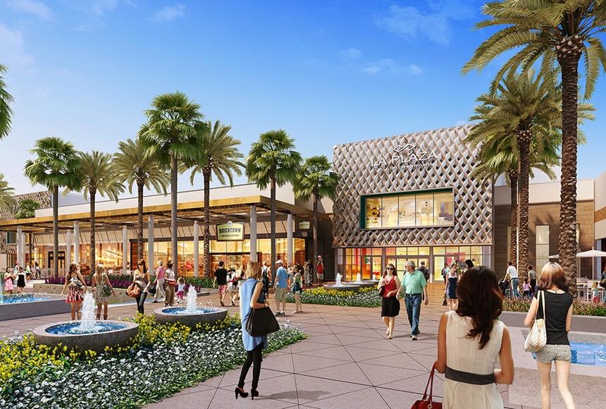 Omniplan's concept designs for La Plaza Mall