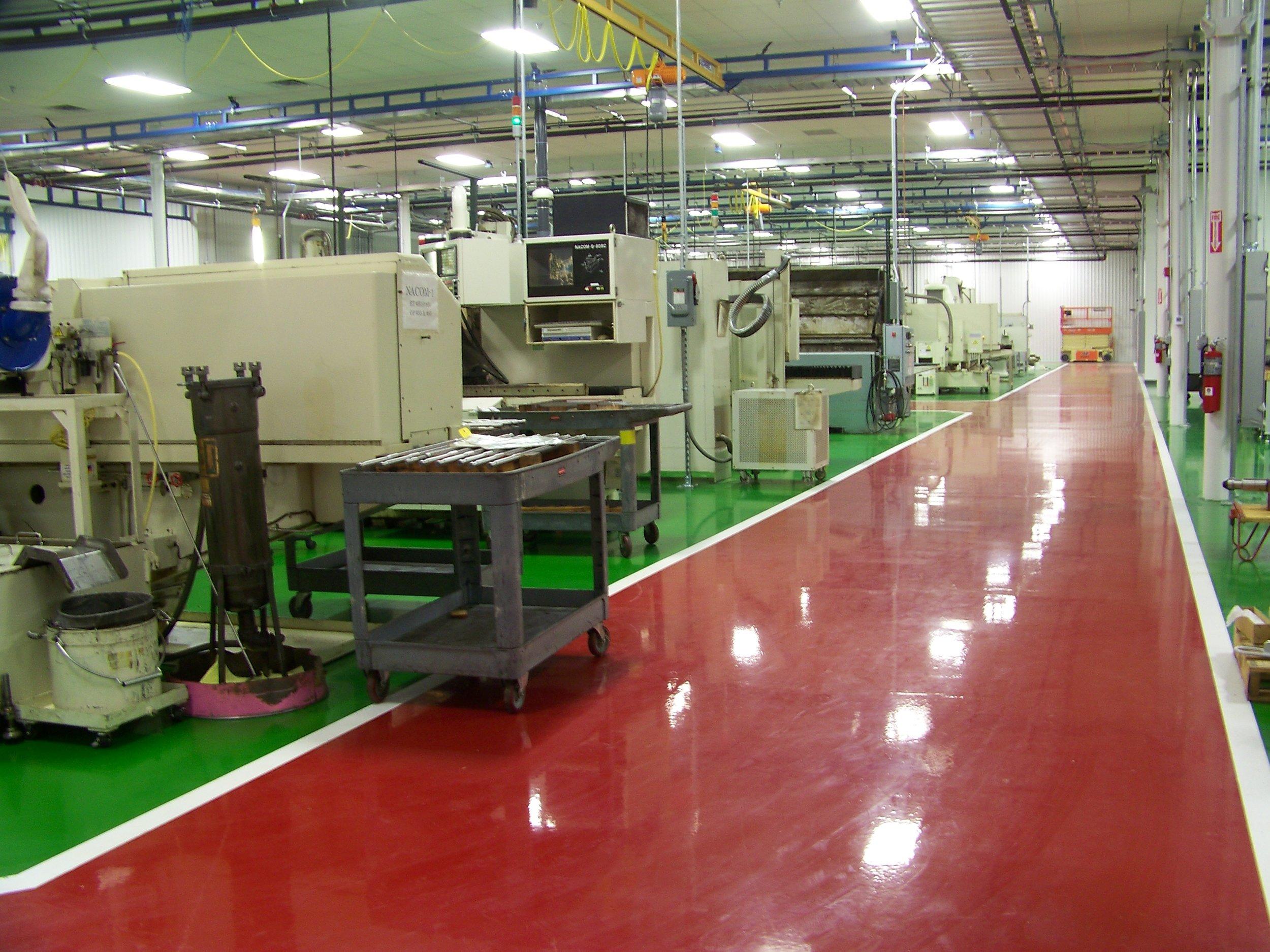 Nachi Cutting Tools Facility in Greenwood, Indiana   (photo:    nachiamerica.com   )