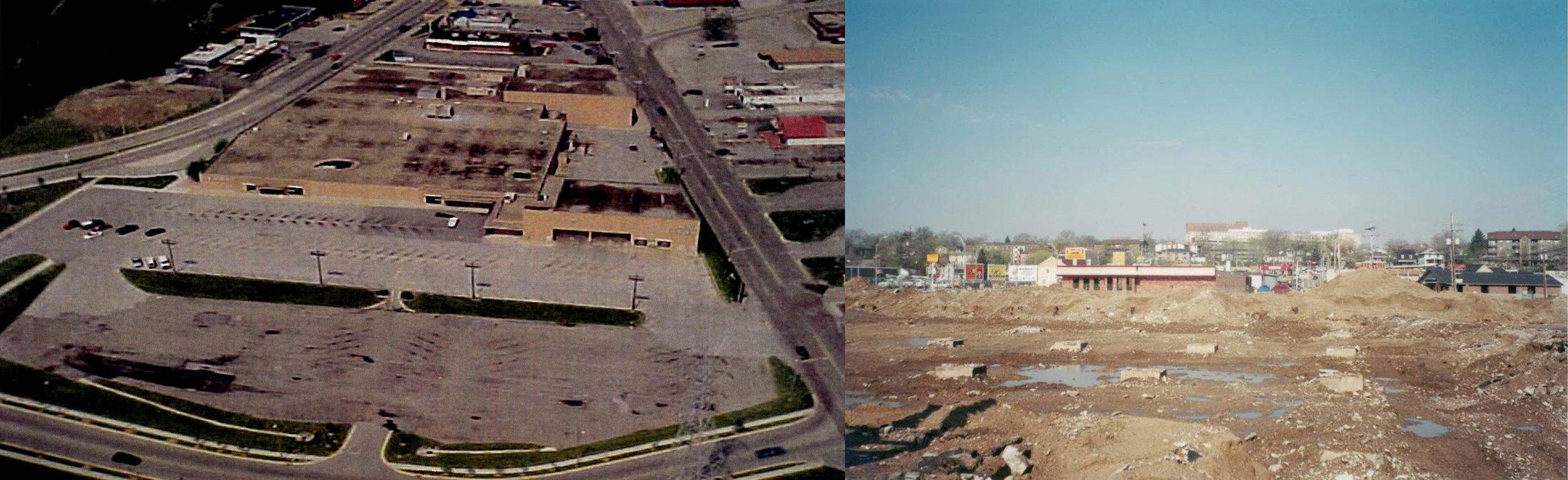 Wabash Landing Area - Before