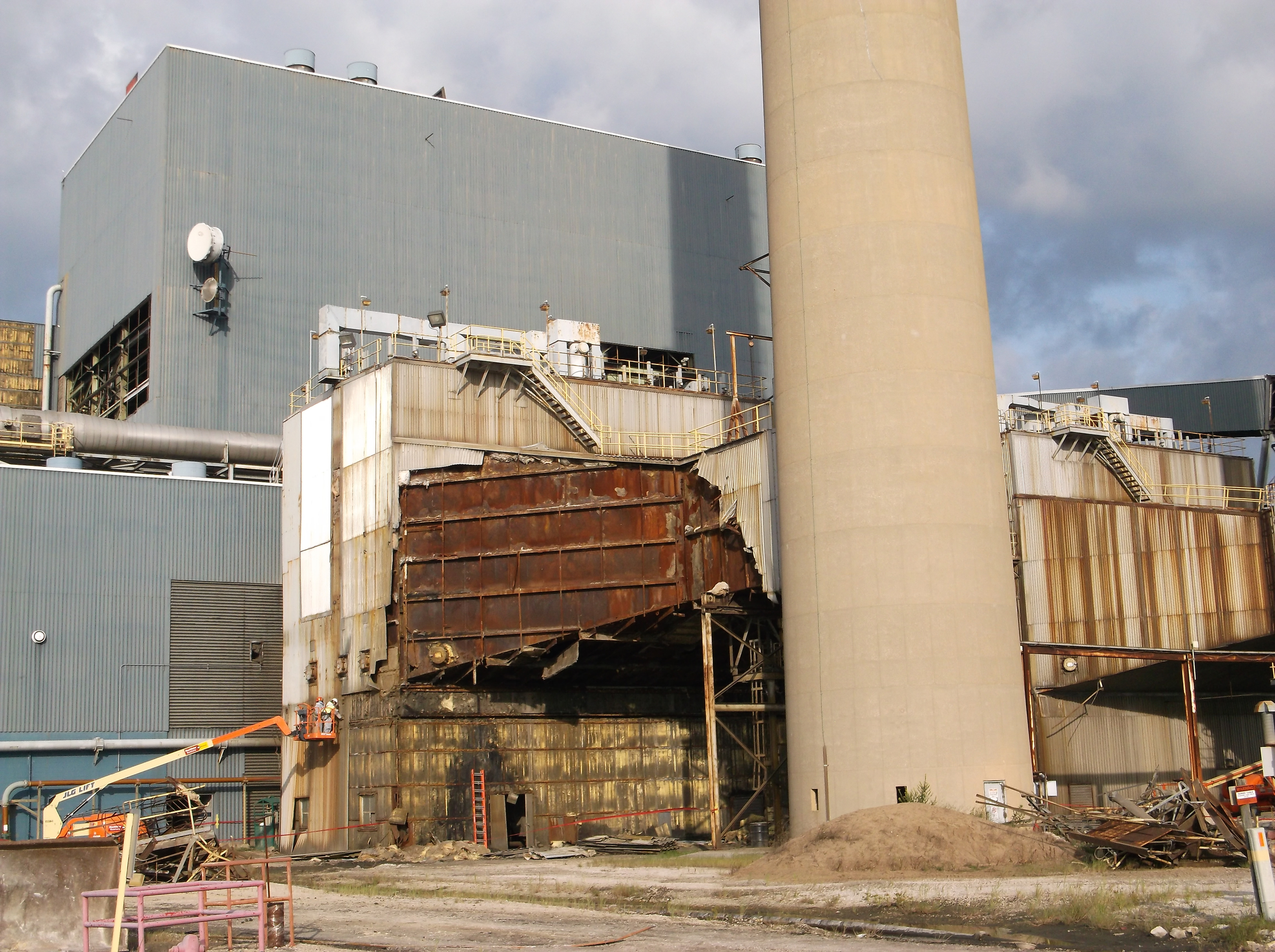 Plant Decommissioning Services