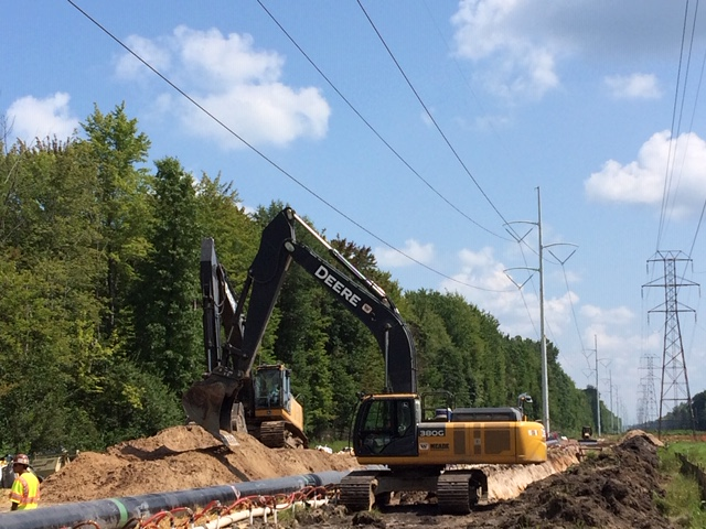 Pipeline Construction Stormwater Management