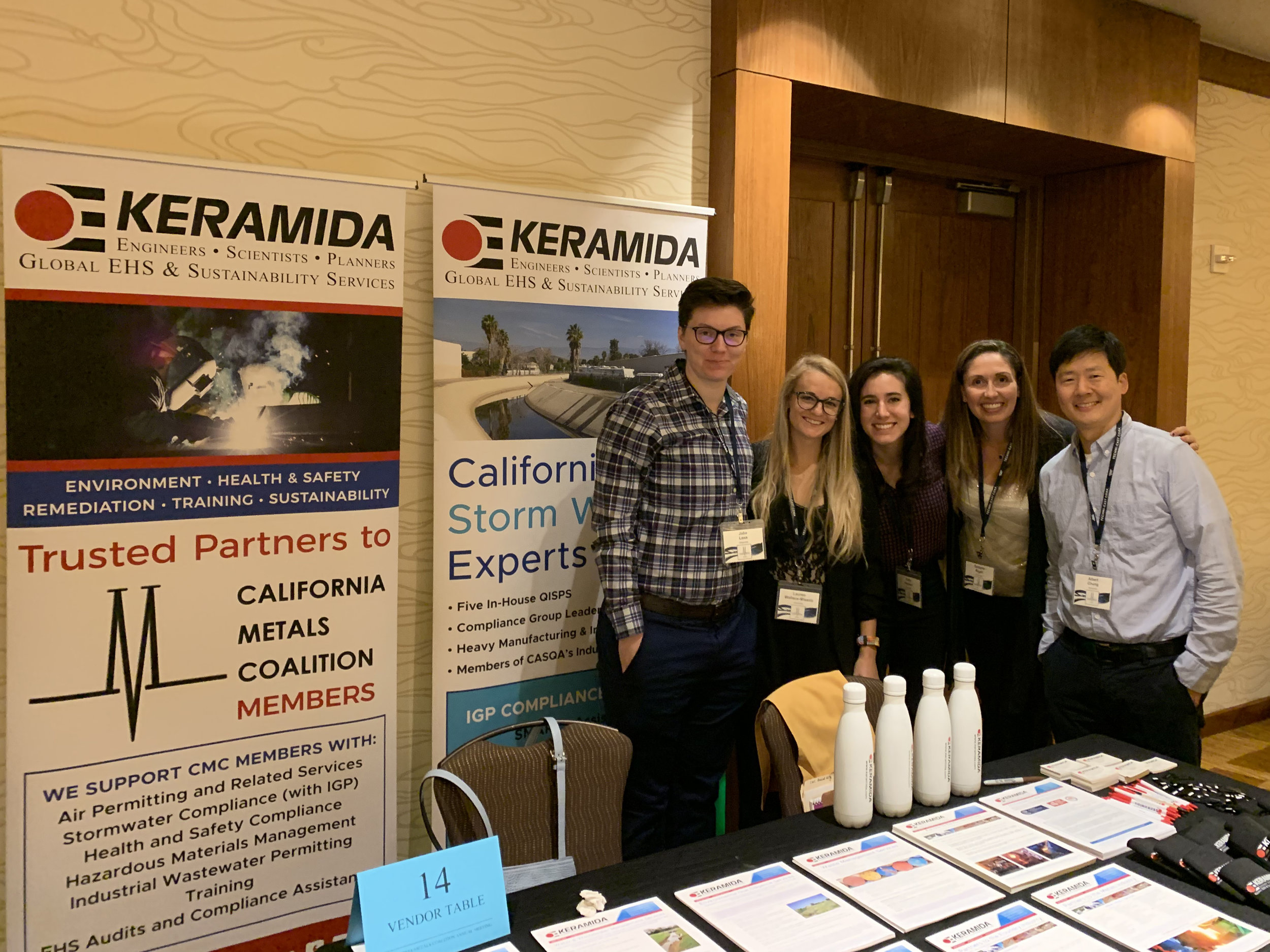 KERAMIDA at the CMC Annual meeting in Anaheim - May 9, 2019