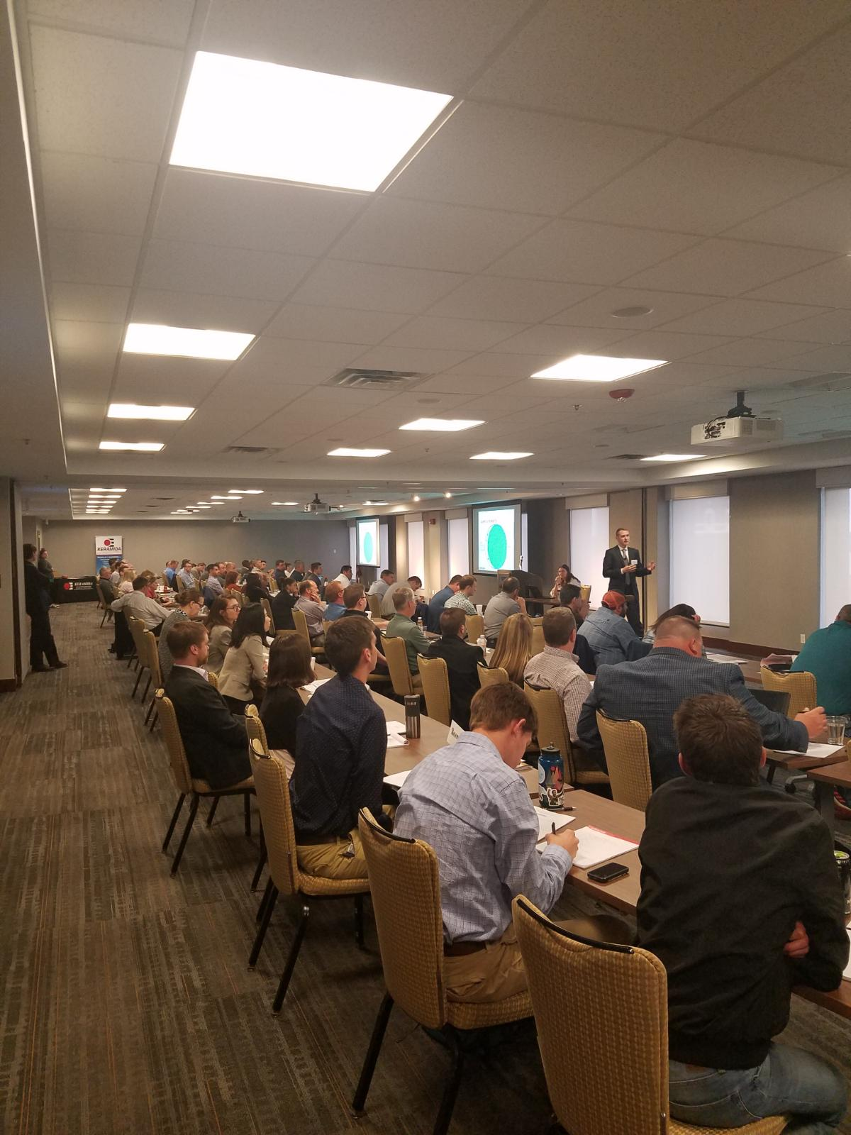 Day 1 at the 2019 Indiana Chamber Environmental Permitting and Reporting Conference - Presented by KERAMIDA