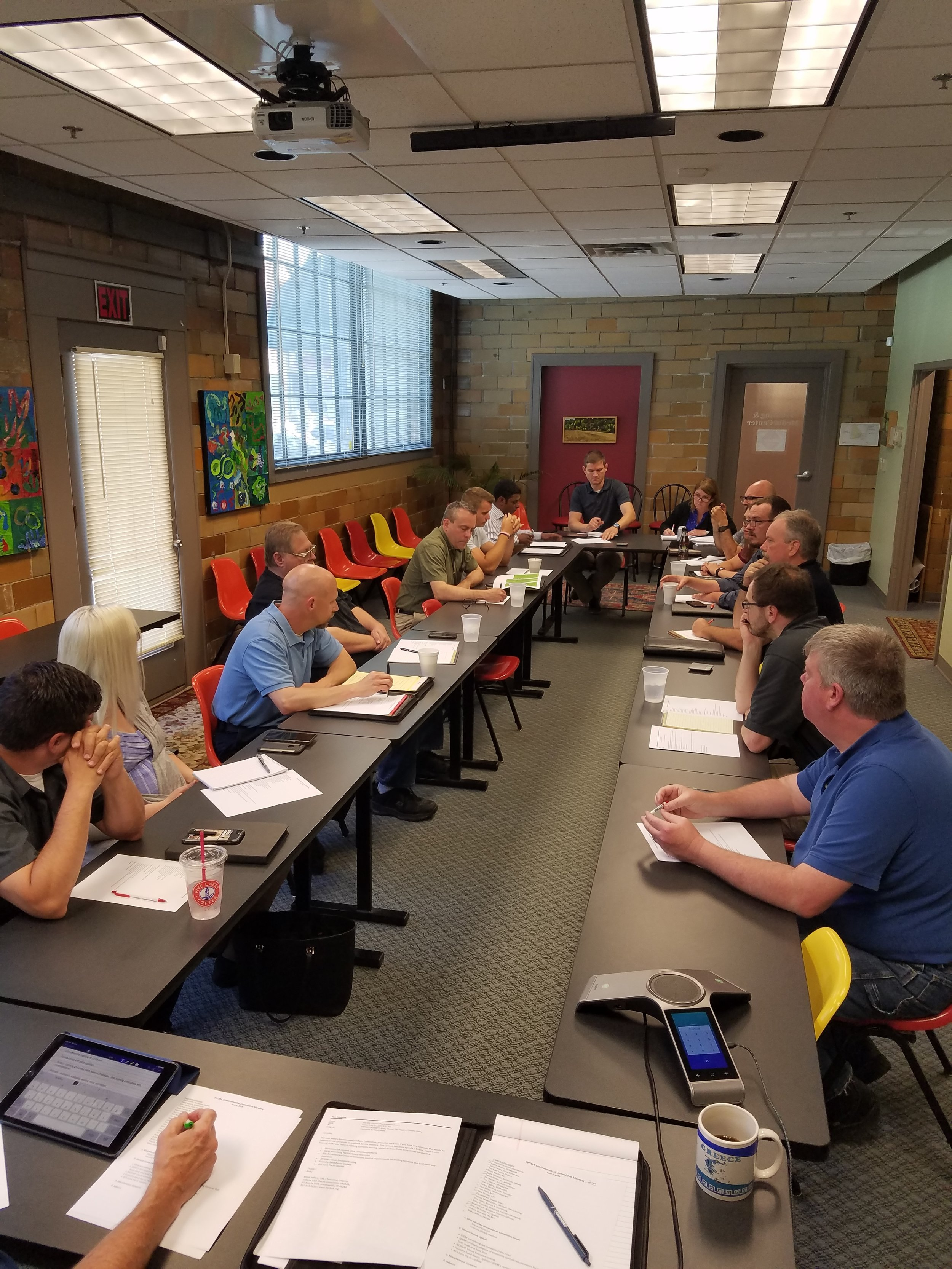June 6, 2019 INCMA Environmental Committee Meeting