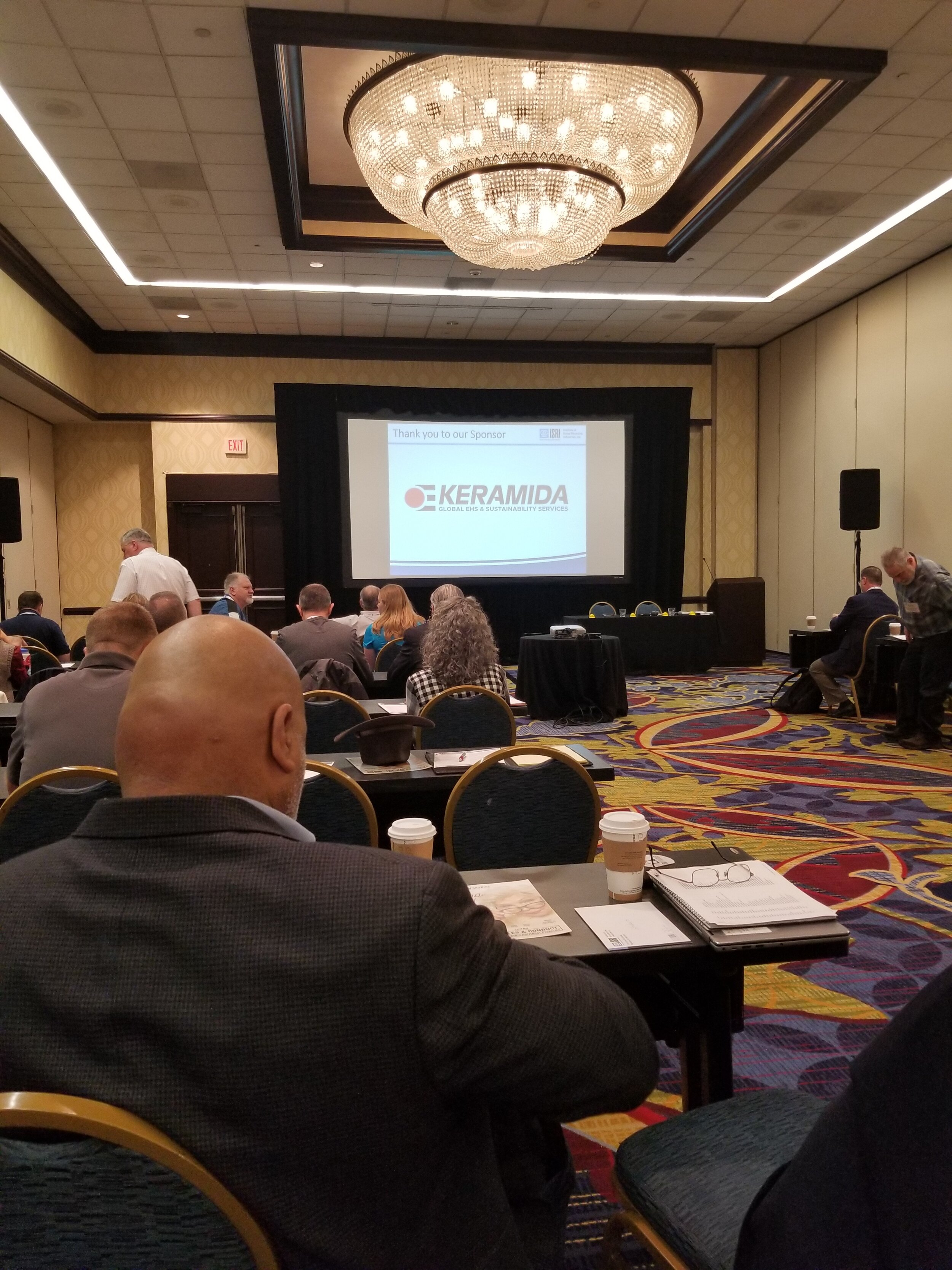 ISRI Safety and Environmental Council (ISEC) Fall Conference 2019