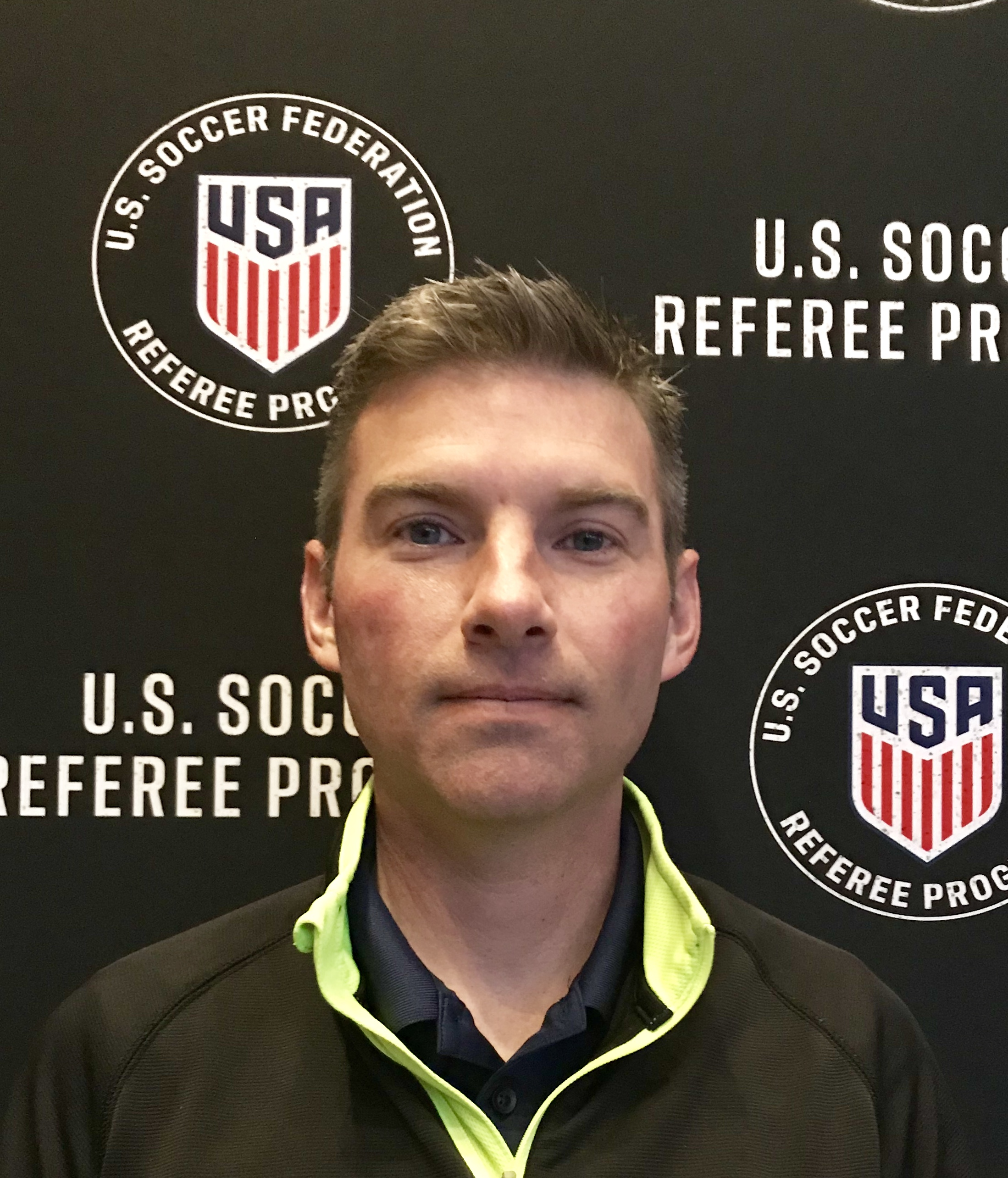 Brandon Marshall  State Director of Instruction National Referee Coach
