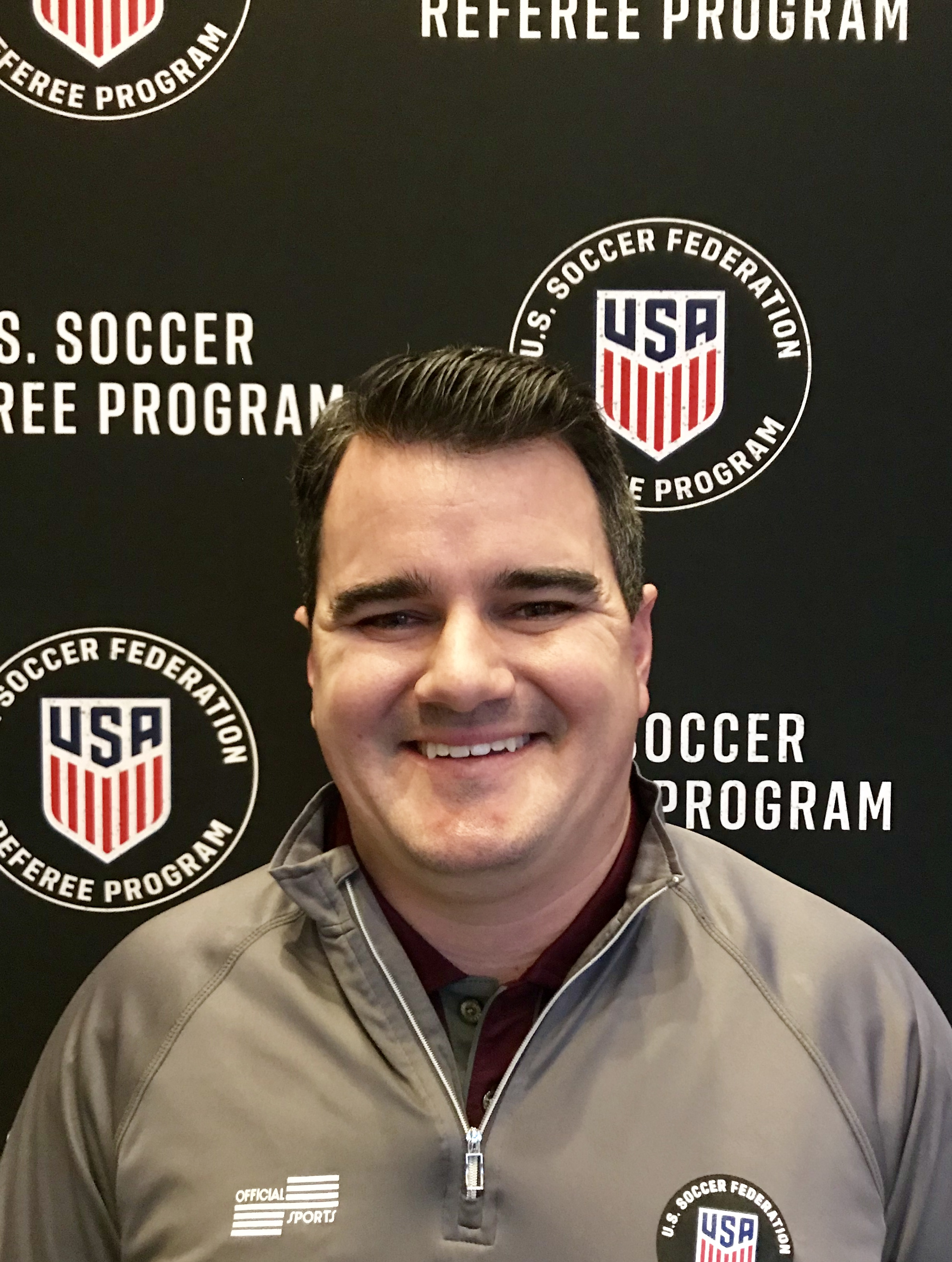 Tony Bersano  State Youth Referee Administrator Assistant State Director of Instruction Regional Referee Coach