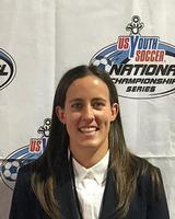 Melissa Beck  Grassroots Instructor